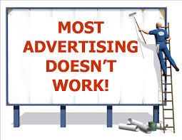 advert doesnt work