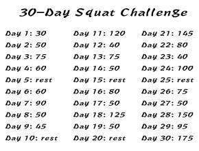 30daysquatchallenge
